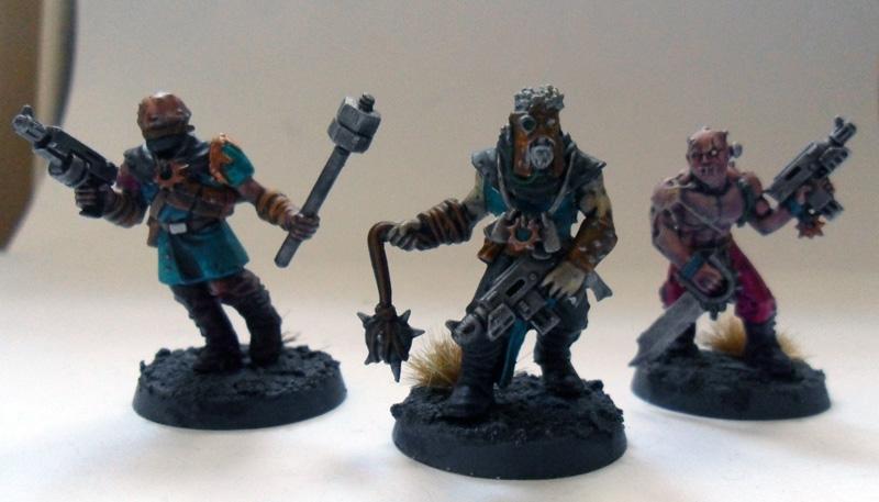 [Divers] Autres figurines : SMC, Eldars, Tyranides et non-GW Chaos_cultist_close03