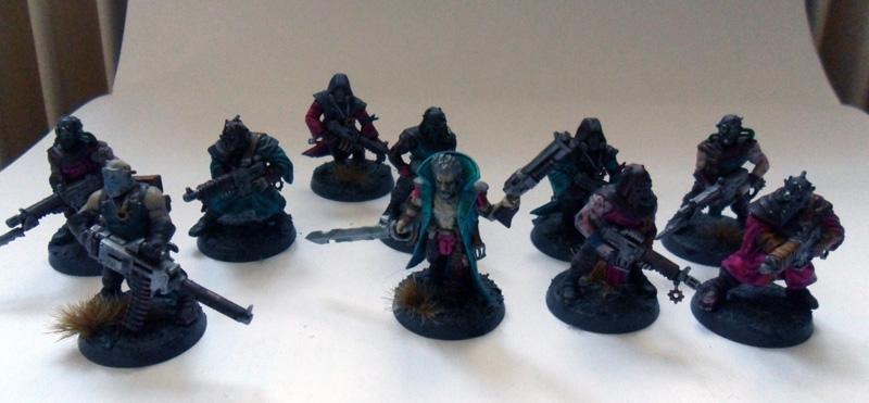 [Divers] Autres figurines : SMC, Eldars, Tyranides et non-GW Chaos_cultist_ranged01
