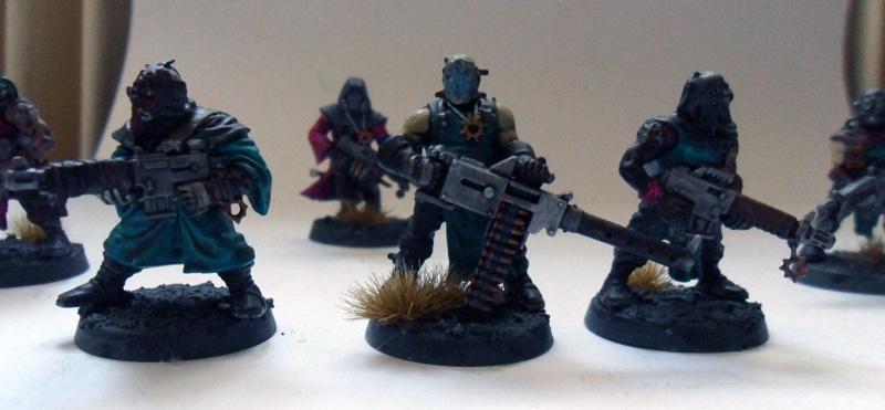 [Divers] Autres figurines : SMC, Eldars, Tyranides et non-GW Chaos_cultist_ranged02