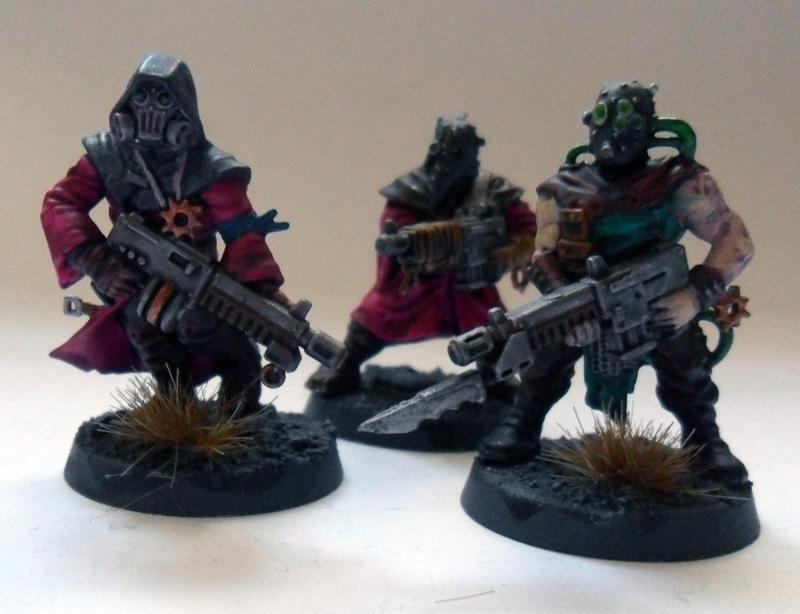 [Divers] Autres figurines : SMC, Eldars, Tyranides et non-GW Chaos_cultist_ranged03