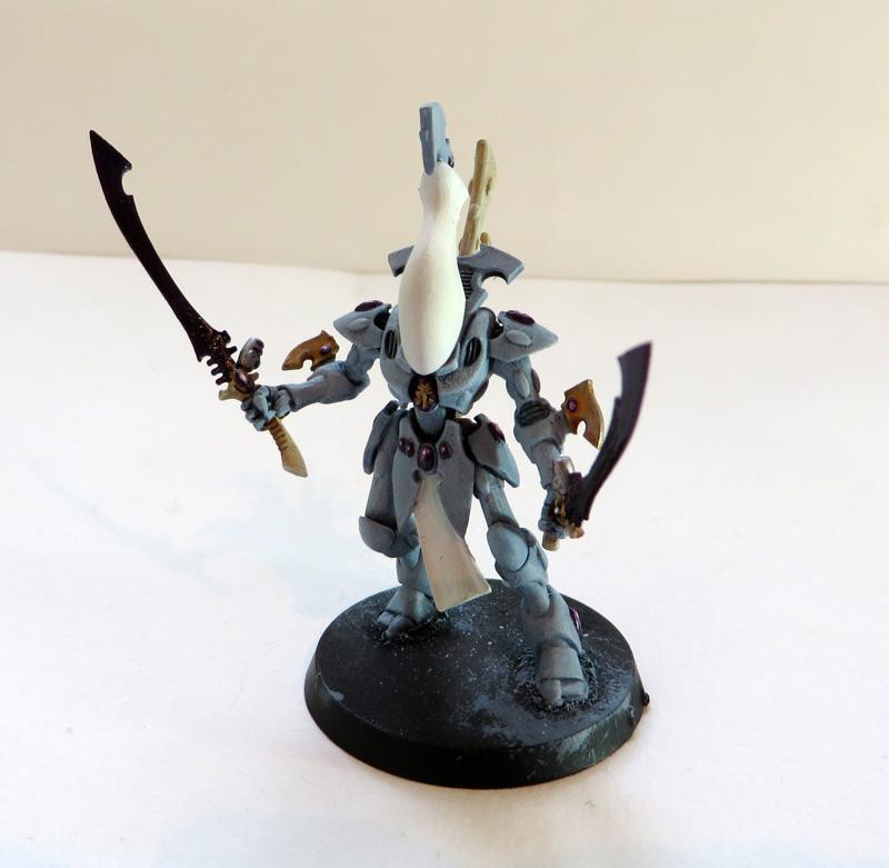 [Divers] Autres figurines : SMC, Eldars, Tyranides et non-GW Eldarwraithblades